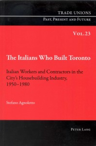 italians who built toronto