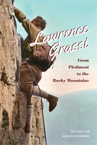 Lawrence Grassi book presentation at grano Restaurant