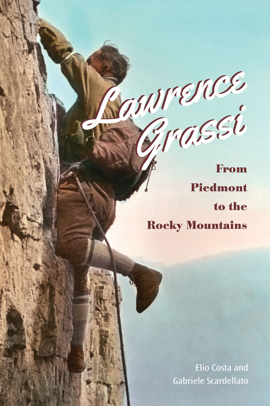 Lawrence Grassi book launch